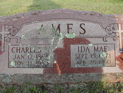 Ida Mae <I>Vroman</I> Ames