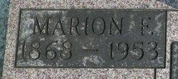 "Marion Francis ""Frank"" Jennings"