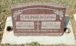 Sara Emily <I>Doerksen</I> Stephenson