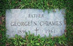 George Nicholas Chiames
