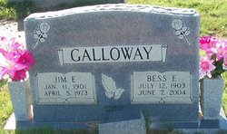 Jim E. Galloway