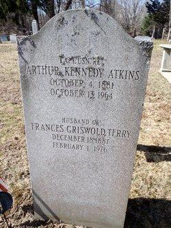 Frances Griswold <I>Terry</I> Atkins