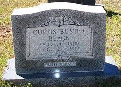 """Curtis A. """"Buster"""" Black"""