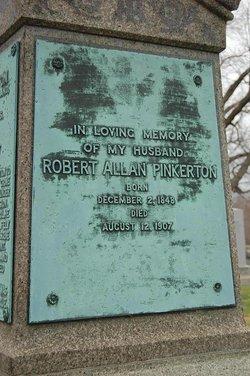 Robert Allan Pinkerton