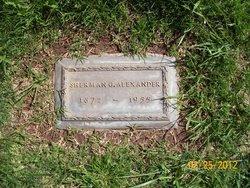 Sherman George Alexander
