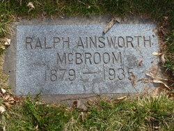Ralph Ainsworth McBroom, Sr