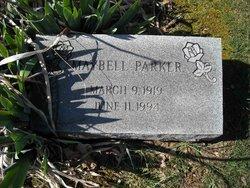 Maybell <I>Myers</I> Parker