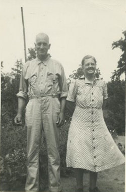 "Mary Brunettie ""Mae"" <I>Oliver</I> Diffey"