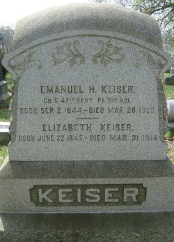 Emanuel H. Keiser