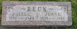 John L Beck
