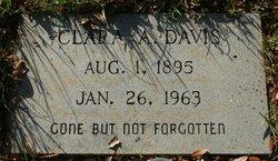 Clara Ann Davis