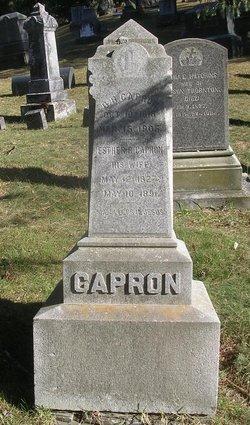 Burr Benjamin Capron