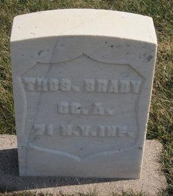 Thomas Brady