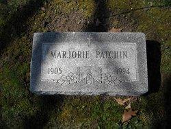 "Marjorie ""Bill"" Patchin"
