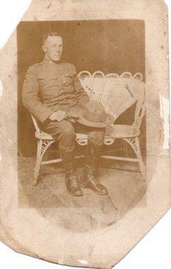 Sgt Oscar Ludvig Arvickson