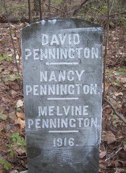 Nancy <I>Harris</I> Pennington