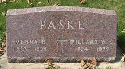 Willard Winn Elmer Paske