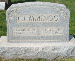 Elizabeth <I>Rauscher</I> Cummings