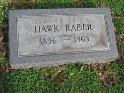 "Benjamin Hawkins ""Hawk"" Rader"