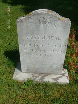 Obed Judson Beal