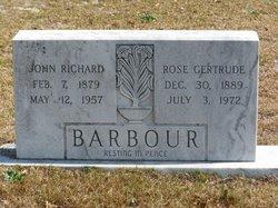 John Richard Barbour
