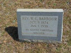 Rev. Willis Calvin Barbour