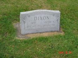 May <I>Baughman</I> Dixon