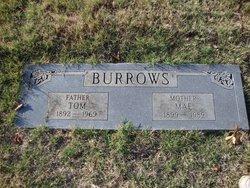 Tom Burrows