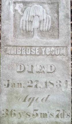 Ambrose Yocom