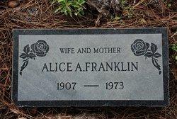 Alice Anna Franklin
