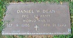Daniel W. Dean