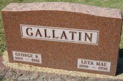 Leta Mae <I>Small</I> Gallatin