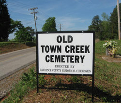 Old Town Creek Cemetery African American