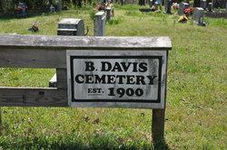 Bransford Davis Cemetery