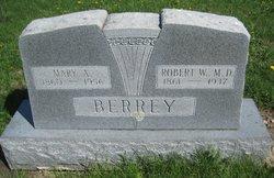 Mary Agnes <I>McAuliffe</I> Berrey