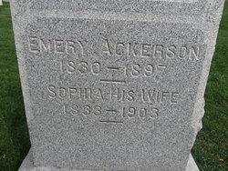 Emery Ackerson