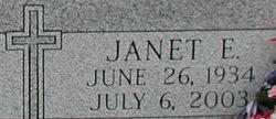 Janet Eileen <I>Myers</I> Adamson