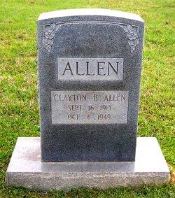 Clayton B Allen