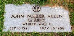 John Parker Allen