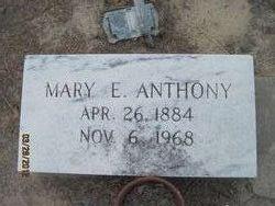 Mary E. Anthony