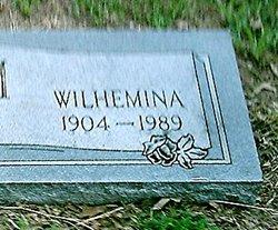 "Wilhemina C. ""Wilna"" <I>Eckermann</I> Sahm"