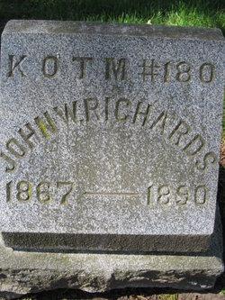 John W. Richards, Jr
