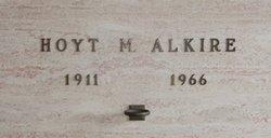 Hoyt M Alkire