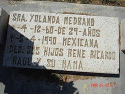 Yolanda Medrano
