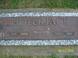 K Isabella <I>Green</I> Bolerjack