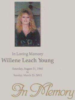 Willene Leach