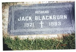 Jack Blackburn