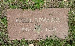 Ethel <I>Cleary</I> Edwards