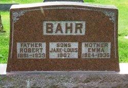 Louis August Bahr