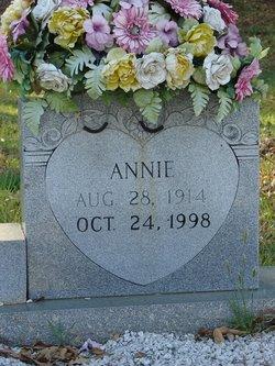 Annie <I>Smith</I> Austin